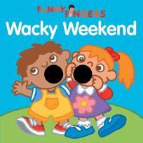 Funny Fingers: Wacky Weekend