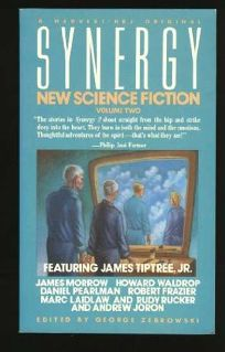 Synergy: New Science Fiction