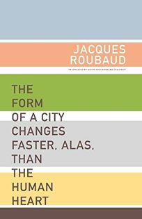 The Form of a City Changes Faster