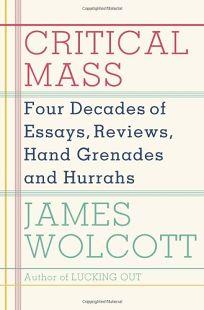 Critical Mass: Four Decades of Essays