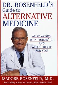 Nonfiction Book Review: Dr  Rosenfeld's Guide to Alternative