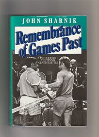 Remembrance of Games Past: On Tour with the Tennis Grand Masters