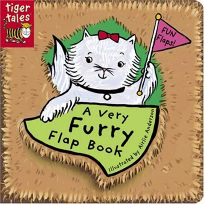 A Very Furry Flap Book