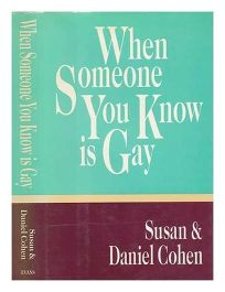 When Someone You Know Gay