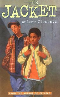 Children S Book Review The Jacket By Andrew Clements