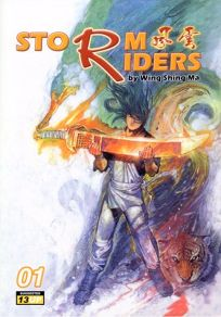 STORM RIDERS: Volume 1