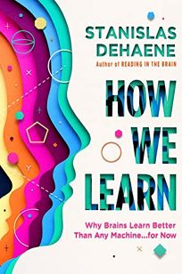 How We Learn: Why Brains Learn Better than Any Machine... for Now