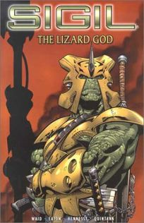 SIGIL VOL. 3: The Lizard God