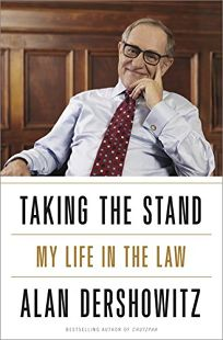 Taking the Stand: My Life in Law