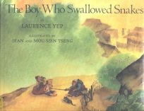 The Boy Who Swallowed Snakes
