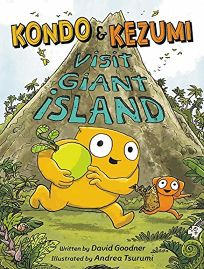 Kondo & Kezumi Visit Giant Island Kondo & Kezumi #1