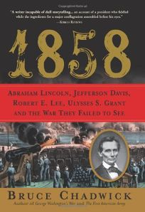 1858: Abraham Lincoln