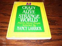 Crazy Be Alive Strange Wrl
