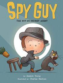 Spy Guy: The Not-So-Secret Agent