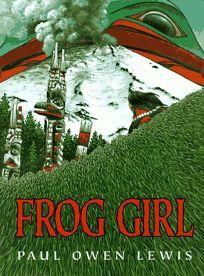 Frog Girl Cloth