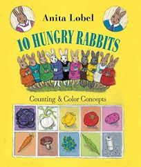 10 Hungry Rabbits: Counting and Color Concepts