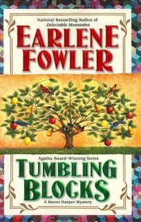 Tumbling Blocks: A Benni Harper Mystery