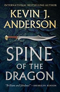 Spine of the Dragon Wake the Dragon #1