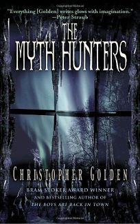 The Myth Hunters: Book One of the Veil