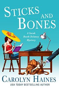 Crossed Bones (Sarah Booth Delaney Mystery)