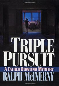 TRIPLE PURSUIT: A Father Dowling Mystery