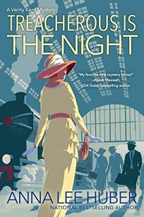 Treacherous Is the Night: A Verity Kent Mystery