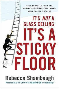Its Not a Glass Ceiling