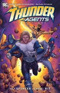 T.H.U.N.D.E.R. Agents: Vol. 1