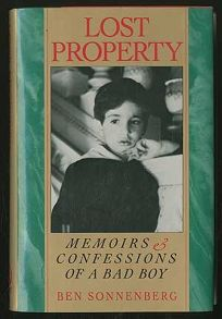 Lost Property: Memoirs & Confessions of a Bad Boy