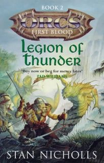 Legion of Thunder: Orcs First Blood