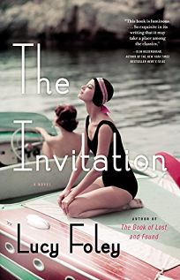 fiction book review the invitation by lucy foley little brown