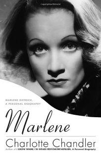 Marlene: Marlene Dietrich: A Personal Biography