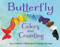 Butterfly: Colors and Counting