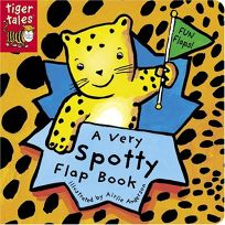 A Very Spotty Flap Book