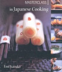 MASTERCLASS IN JAPANESE COOKING