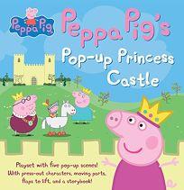 Peppa Pigs Pop-Up Princess Castle