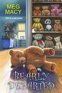 Bearly Departed: A Teddy Bear Mystery