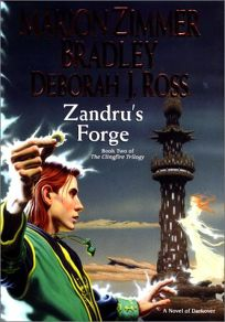 ZANDRUS FORGE: Book Two of the Clingfire Trilogy