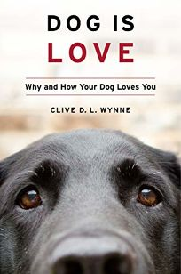 Nonfiction Book Review: Dog Is Love: Why and How Your Dog Loves You by Clive D.L. Wynne. Houghton Mifflin Harcourt, $28 (272p) ISBN 978-1-328-54396-7
