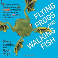 Flying Frogs and Walking Fish: Leaping Lemurs