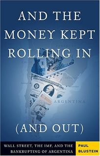 AND THE MONEY KEPT ROLLING IN AND OUT: Wall Street