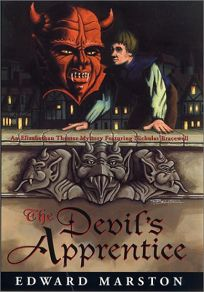 THE DEVILS APPRENTICE: An Elizabethan Theater Mystery Featuring Nicholas Bracewell