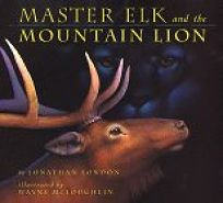 Master Elk and the Mountain Lion