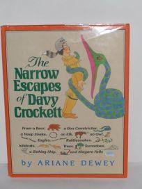 The Narrow Escapes of Davy Crockett