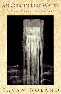 An Origin Like Water: Collected Poems