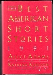 The Best American Short Stories 1991 the Best American Short Stories 1991
