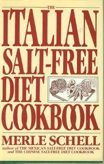 Italian Salt Free Diet