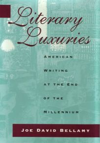 Literary Luxuries: American Writing at the End of the Millennium