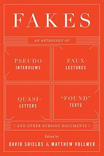 Fakes: An Anthology of Pseudo-Interviews