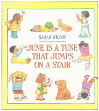 June is a Tune That Jumps on a Stair